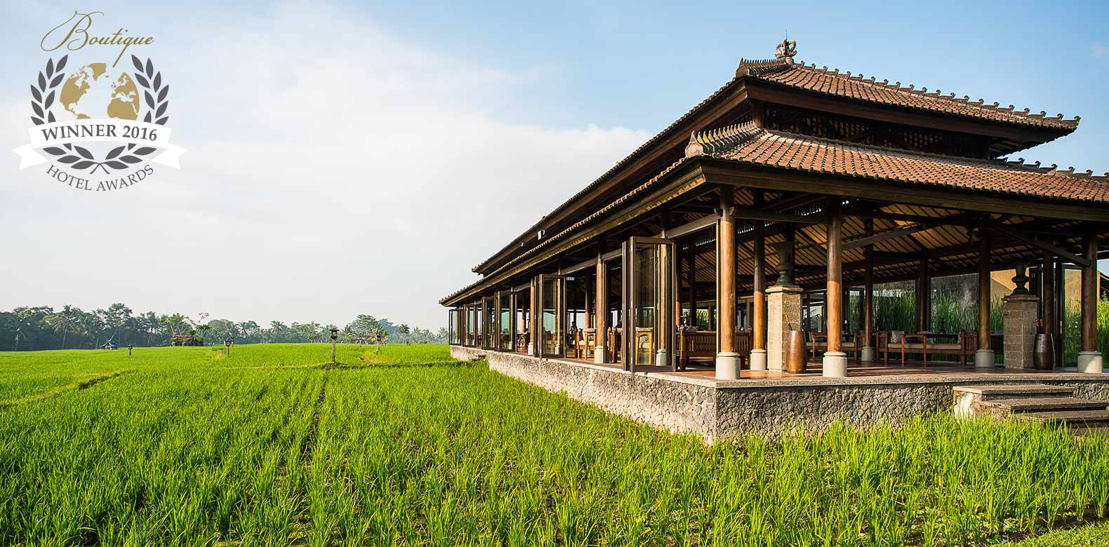 World Best Relaxation Retreat The Chedi Club Tanah Gajah