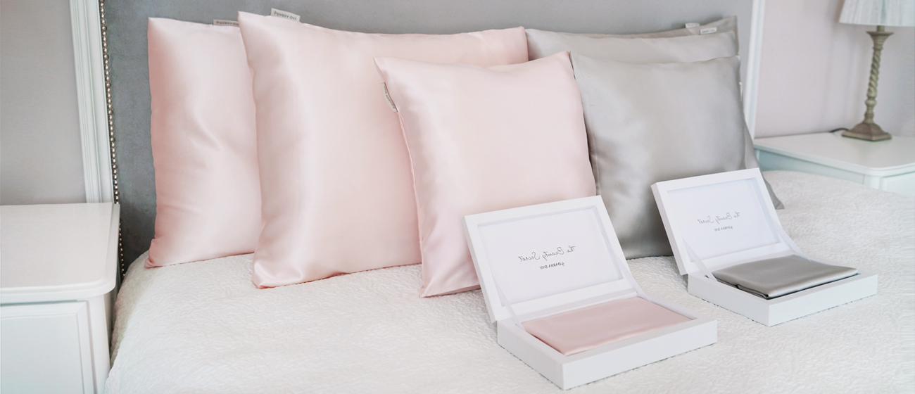 Luxrious experience with Dariia Day Silk Pillowcases