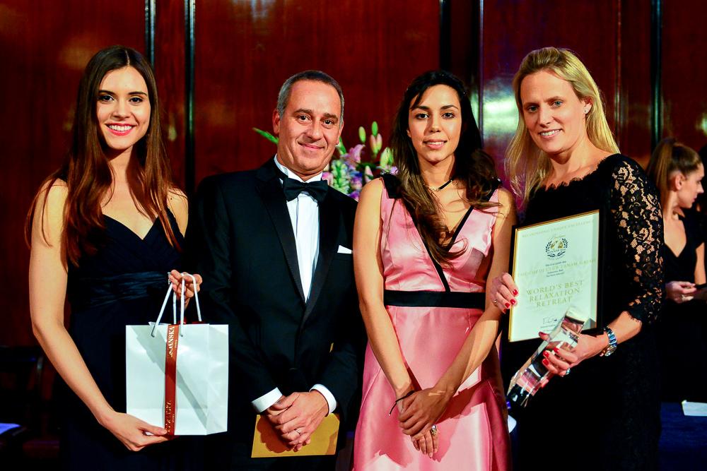 Visoanska sponsor Boutique hotel award