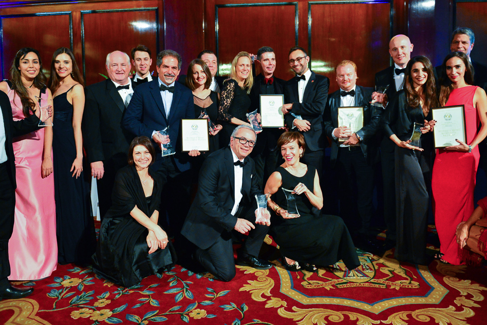 Winners Boutique hotel awards 2016