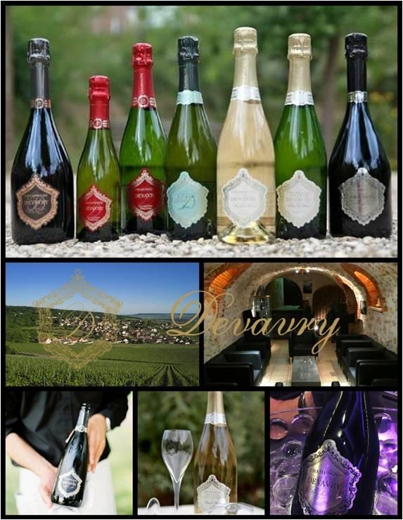 Champagne Devavry visoanska