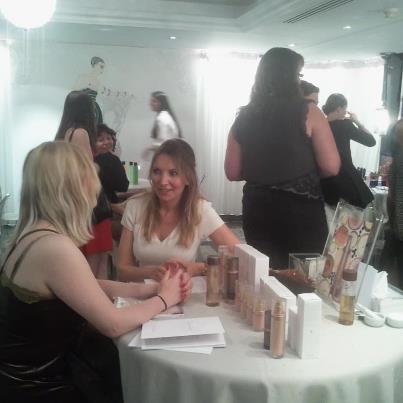Les ateliers Beauté organisés par The Beautyst Elisabeth Visoanska