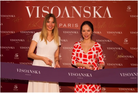 Visoanska launches in Hong-Kong