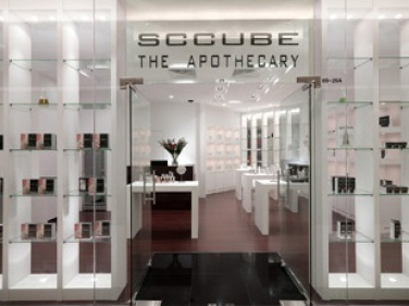 SCCUBE THE APOTHECARY