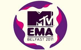Visoanska at MTV EMA 2011