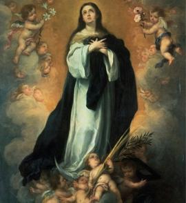 L'immaculée Conception, par Murillo