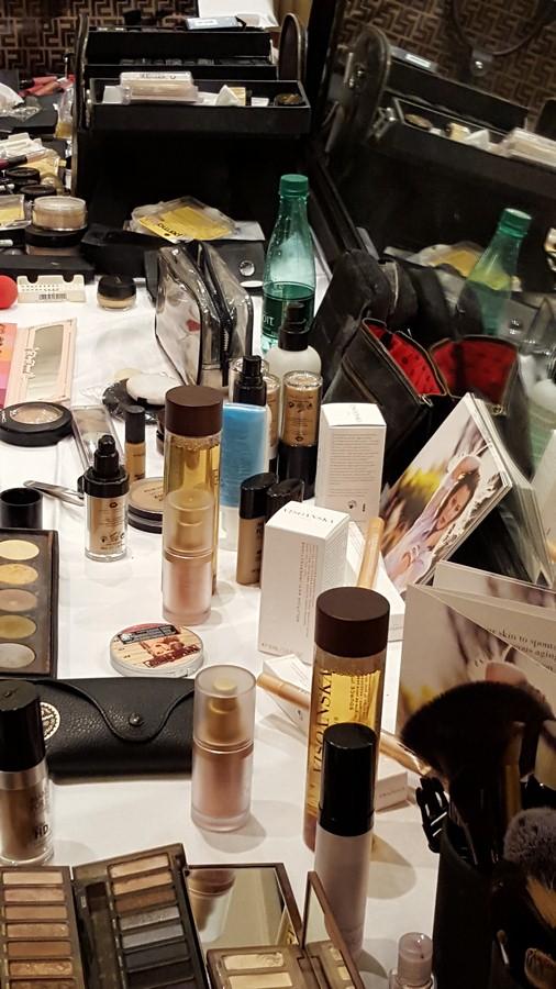 Visoanska Products on backstage