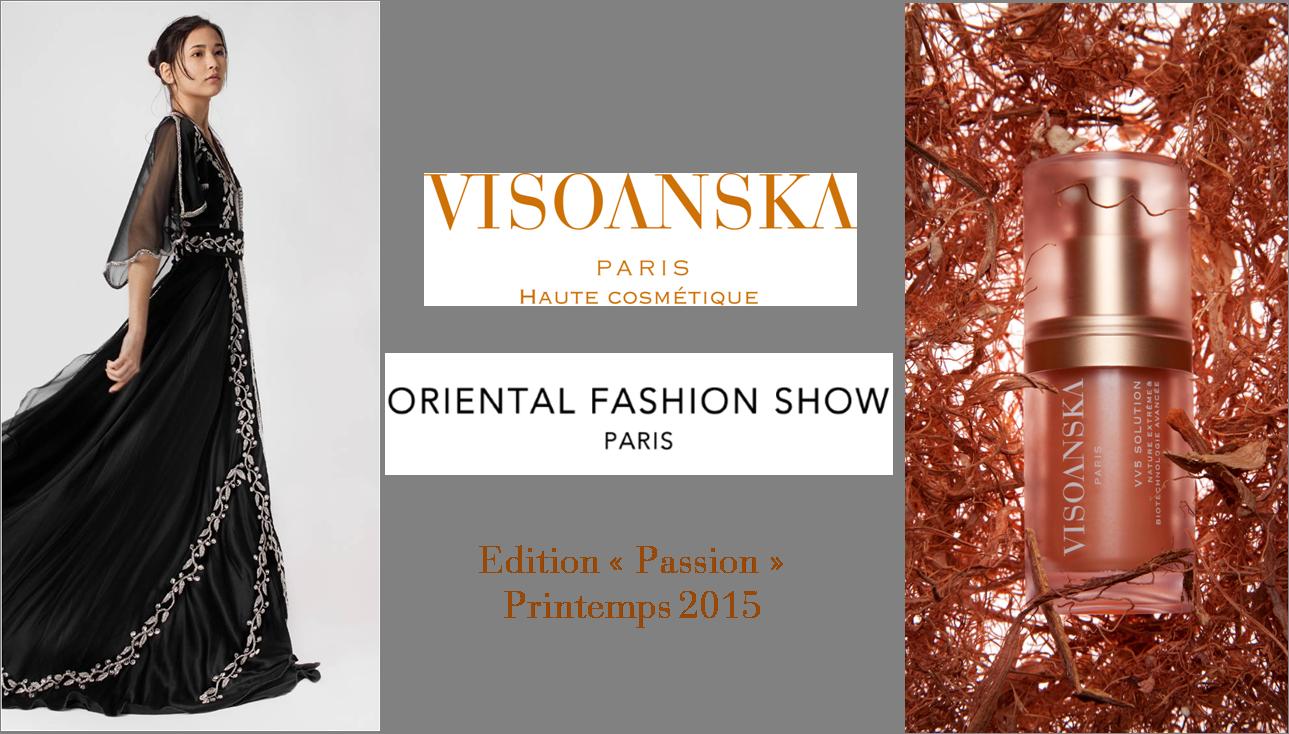 Oriental fashion show et Visoanska