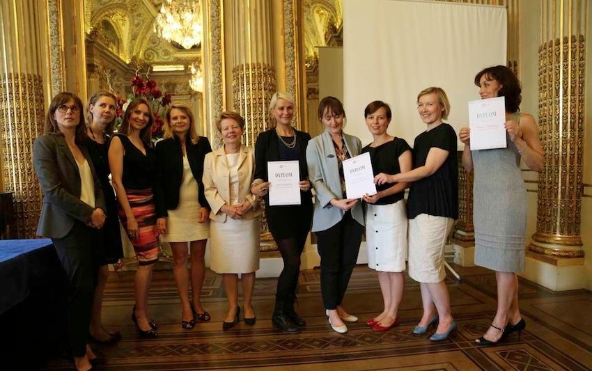 Elisabeth Visoanska membre du jury Polonaise créative en France