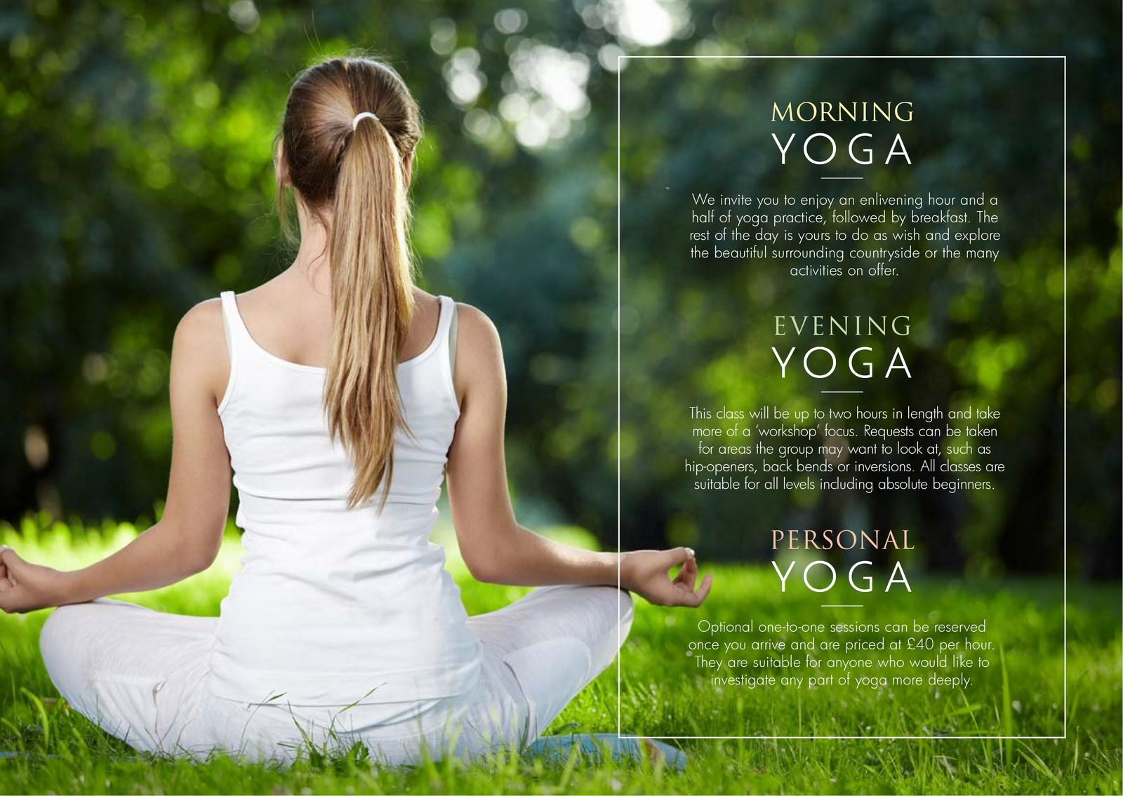 Yoga BreakTexte