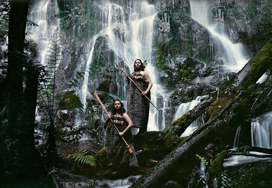 Femmes Maori VISOANSKA