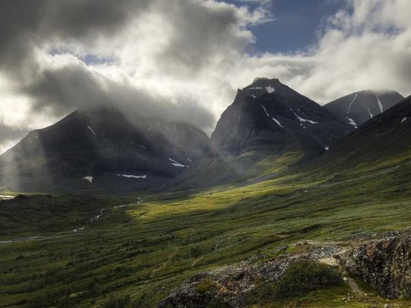 Escaladez le glacier du Kebnekaise en Laponie