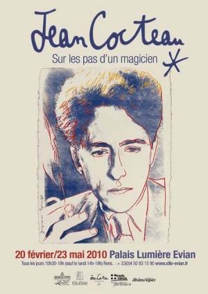 Exposition Jean Cocteau: sur les pas d'un magicien